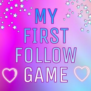 💗 FOLLOW GAME #1 💗